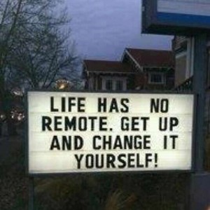 How to change yourself and your life
