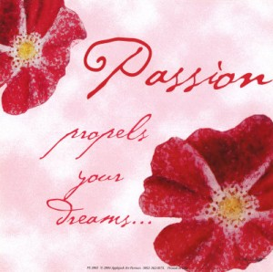 The Importance of Passion