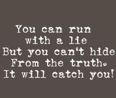 run with lie